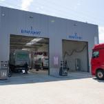 truck wash Eschweiler